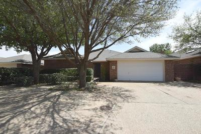Midland TX Single Family Home For Sale: $284,900