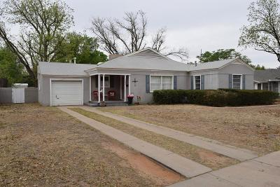 Midland TX Single Family Home For Sale: $200,000