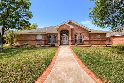 Midland TX Single Family Home For Sale: $474,900