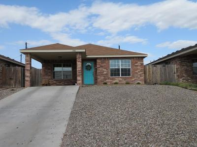 Odessa TX Single Family Home For Sale: $169,900