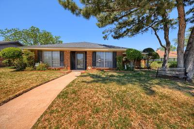 Midland TX Single Family Home For Sale: $329,900