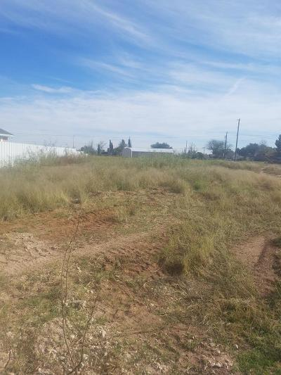 Midland TX Residential Lots & Land For Sale: $50,000
