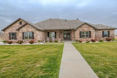 Midland TX Single Family Home For Sale: $539,000