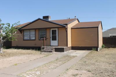 Midland TX Single Family Home For Sale: $129,900