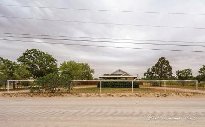 Midland TX Single Family Home For Sale: $219,900