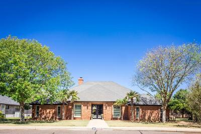 Midland TX Single Family Home For Sale: $589,900