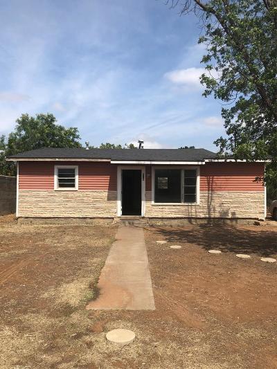 Midland Single Family Home For Sale: 510 Raymond Rd