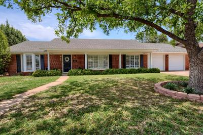 Midland Single Family Home For Sale: 2405 Terrace Ave