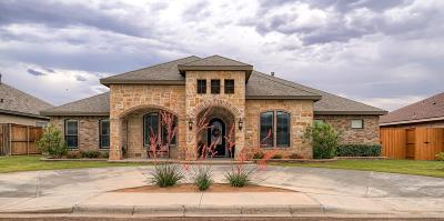 Odessa Single Family Home For Sale: 3108 San Saba Dr