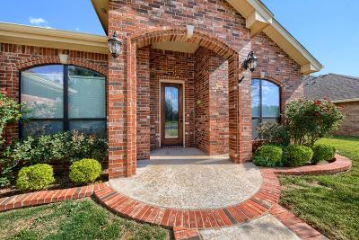 Midland Single Family Home For Sale: 5707 Pedernales