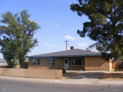 Midland Single Family Home For Sale: 3301 Delano Ave