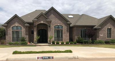 Midland Single Family Home For Sale: 2105 Blackwood