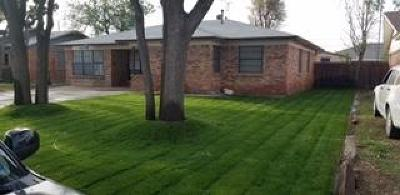 Midland TX Single Family Home For Sale: $189,000