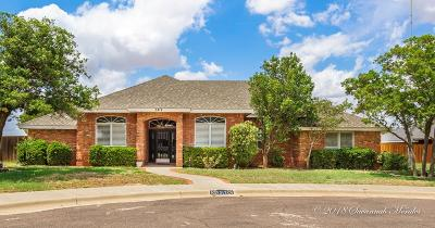 Midland Single Family Home For Sale: 5312 Carrington Court