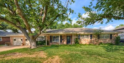 Midland Single Family Home For Sale: 2202 Whitney Dr