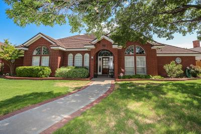 Midland Single Family Home For Sale: 5305 Ridgefield Court