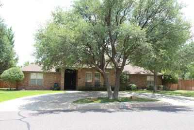 Midland Single Family Home For Sale: 3511 Trinity Meadows Dr