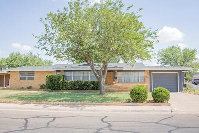 Midland TX Single Family Home For Sale: $210,000