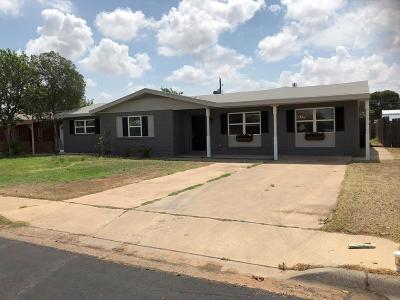 Midland Single Family Home For Sale: 4415 Monty Dr