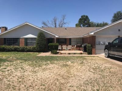 Midland Single Family Home For Sale: 3340 Providence Dr