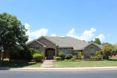 Midland Single Family Home For Sale: 5804 Highland Blvd