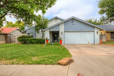 Midland Single Family Home For Sale: 413 Idlewilde Dr