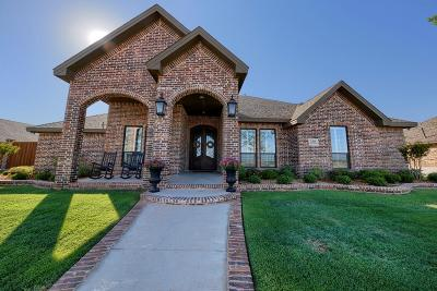 Midland Single Family Home For Sale: 2404 Brandy Hill Rd
