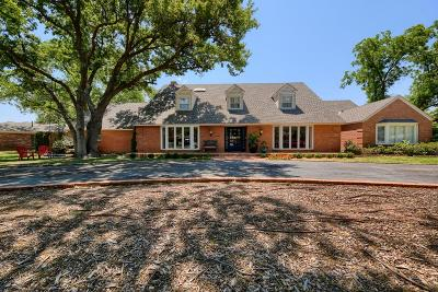 Midland Single Family Home For Sale: 3105 Shell Ave