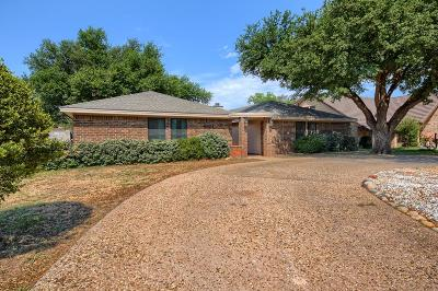 Midland TX Single Family Home For Sale: $420,000