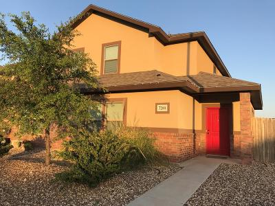 Odessa TX Rental For Rent: $2,300