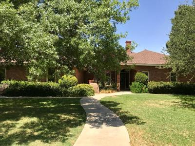 Midland Single Family Home For Sale: 4817 Rustic Trail