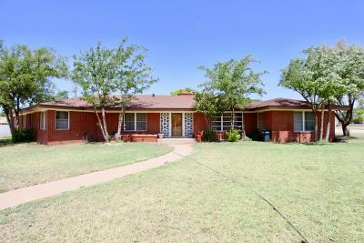 Stanton Single Family Home For Sale: 400 W School Drive