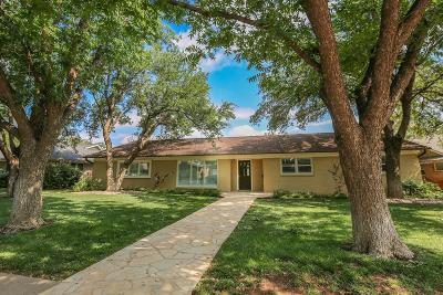 Midland Single Family Home For Sale: 1610 Winfield Rd
