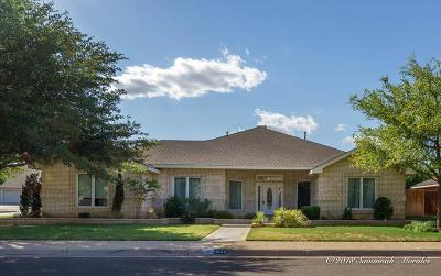 Midland Single Family Home For Sale: 4624 Cherrywood Dr