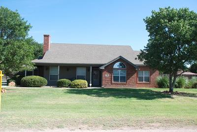 Midland Single Family Home For Sale: 10401 E County Rd 102