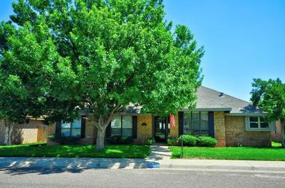 Midland TX Single Family Home For Sale: $335,000