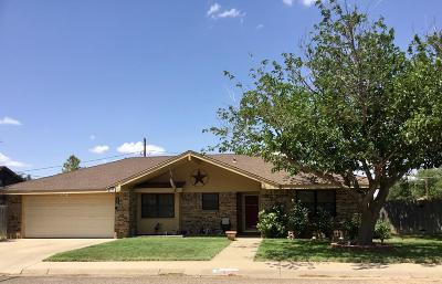 Midland TX Single Family Home For Sale: $240,000