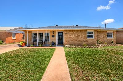 Midland TX Single Family Home For Sale: $235,000