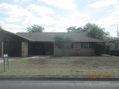 Midland TX Single Family Home For Sale: $169,900