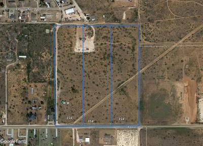 Midland TX Residential Lots & Land For Sale: $410,400