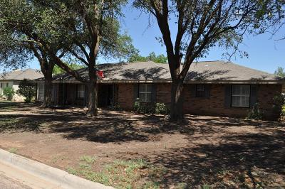 Midland TX Single Family Home For Sale: $367,000
