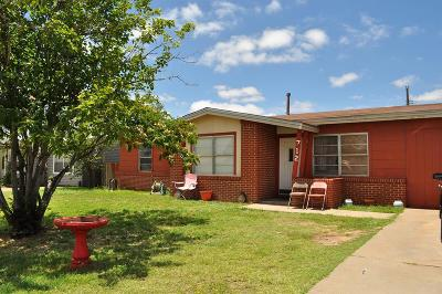 Midland Single Family Home For Sale: 712 Ruby Dr
