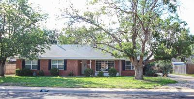 Midland Single Family Home For Sale: 3605 W Shandon Ave