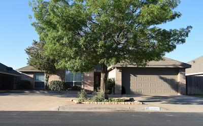 Midland Single Family Home For Sale: 5413 San Saba Court