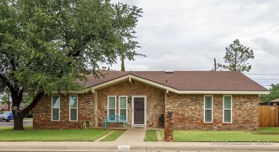 Odessa Single Family Home For Sale: 1701 Doe Lane