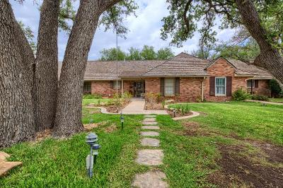 Midland Single Family Home For Sale: 3 Oak Lawn Park