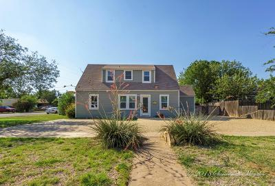 Midland Single Family Home For Sale: 1610 College Ave