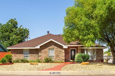Midland Single Family Home For Sale: 3217 Mark Lane