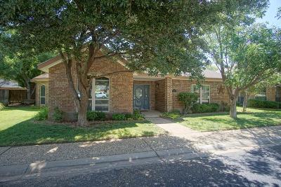 Midland Single Family Home For Sale: 4904 Foxboro Court