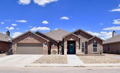 Midland Single Family Home For Sale: 6920 Cattleman Dr
